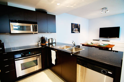 ... Vancouver Furnished Apartment Rental
